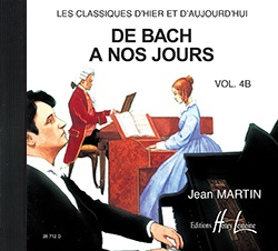 CD audio : De Bach à nos Jours : Volume 4B