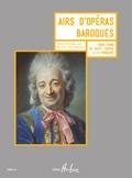 Verschaeve, Michel : Airs d'opéras baroques