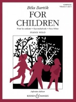 Bela  Bartok : For Children Vol.1 and 2
