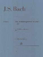 Bach, Johann Sebastian : Le Clavier (Clavecin) bien temp�r� I BWV 846-869 / The Well-Tempered Clavier I BWV 846-869
