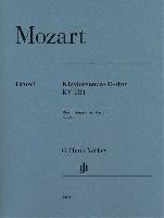 Mozart, Wolfgang Amadeus : Piano Sonata D major K. 284 (205b)
