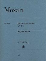 Mozart, Wolfgang Amadeus : Piano Sonata C major K. 309 (284b)