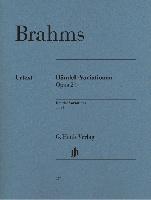 Variations sur un thème de Haendel Opus 24 / Variations on theme of Haendel Opus 24 (Brahms, Johannes)