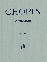 Ballades / Ballads (Chopin, Frédéric)