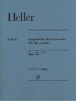 ?uvres choisies pour piano (Charakterst�cke) / Selected Piano Works (Character Pieces) (Heller, Stephen)