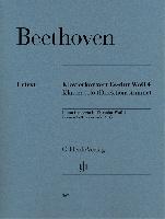 Beethoven, Ludwig Van : Piano Concerto in E flat major WoO 4