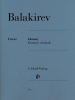 Balakirev, Mily : Livres de partitions de musique