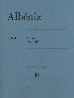 Albeniz, Isaac : España Opus 165