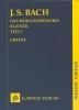 Le Clavier (Clavecin) bien tempéré I BWV 846-869 / The Well-Tempered Clavier I BWV 846-869 (Bach, Johann Sebastian)