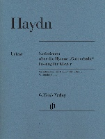 Haydn, Josef : Variations on the Hymn `Gott erhalte`