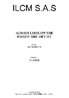 Lloyd : Always Look On The Bright Side Of Life