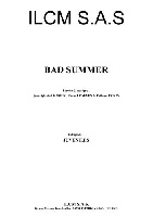 Juveniles : Bad Summer