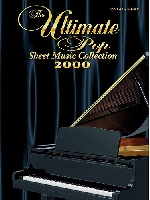 The Ultimate Pop Sheet Music Collection 2000