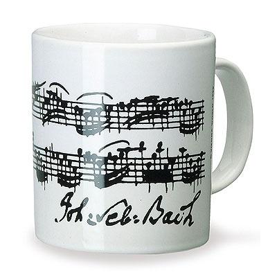 Mug : Bach