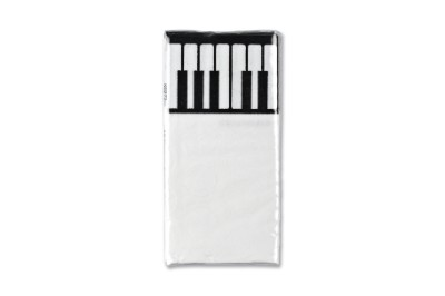 Mouchoirs en Papier - Piano