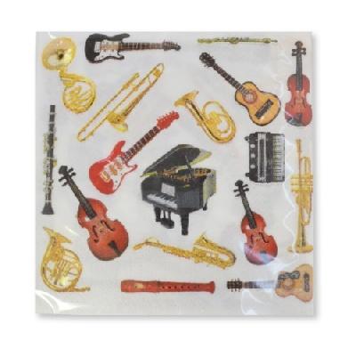 Paper Napkins Instruments