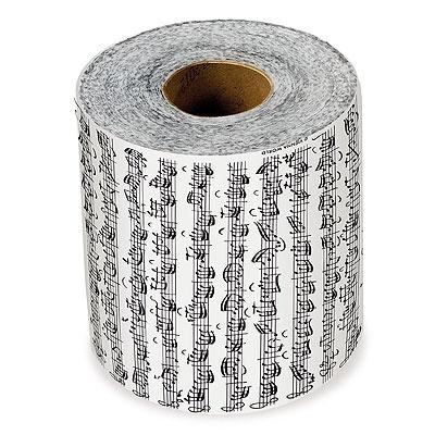 Toilet paper sheet music cadeaux musique achat en - Devidoir papier toilette original ...