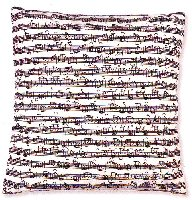Coussin - Partition BACH