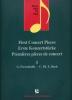 Premieres Pieces De Concert I - Girolamo Frescobaldi - Carl Philipp Emanuel Bach