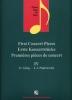 Premieres Pieces De Concert IV - Edvard Grieg - Witold Lutoslawski