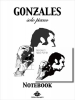 Chilly Gonzales : NoteBook Solo Piano I Volume 1 + CD