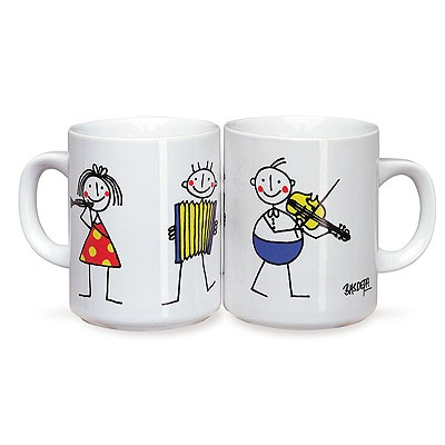 Mug - `Little Philharmonics`