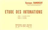 Mangeot, Anne-Marie : Exercices d'Intonations - 2ème Cahier : Les Dièzes
