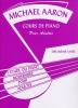 Aaron, Michael : Cours de Piano pour Adultes - 2e Livre