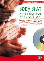 Body Beat Et Percussion Alternative + CD