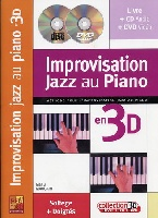 Improvisation Jazz Au Piano 3D