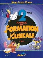 2ème Année de Formation Musicale (Gomila, Marie-Claude)