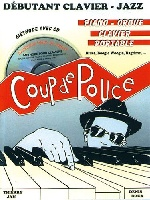 Roux, Denis / Jan, Thierry / : Coup de Pouce : Claviers Jazz