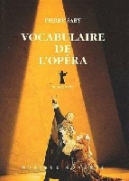 Saby, Pierre : Vocabulaire de l