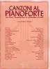 Canzoni al Pianoforte (Concina, Franco)