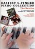 Easiest 5 Finger Piano Collection - The Beatles