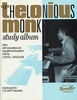 Monk, Thelonious : Study Album