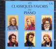 Divers compositeurs / Various composers : Classiques Favoris - Volume 1A / CD audio