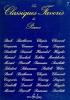 Divers compositeurs / Various composers : Classiques Favoris - Volume 7