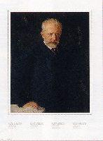Poster Tschaikowsky