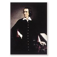 Carte Postale Liszt
