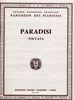 Paradisi, Pietro Domenico : Toccata
