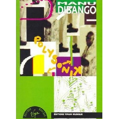 Manu Dibango : Song Book