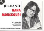Mouskouri, Nana : Je Chante Mouskouri