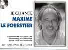 Le Forestier, Maxime : Je Chante Le Forestier