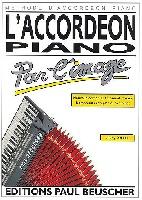 L'accordéon piano par l'image (édition révisée)