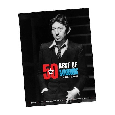 Gainsbourg, Serge : Serge Gainsbourg : 50 chansons Best of