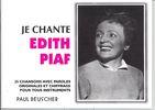 Piaf, Edith : Je Chante Piaf