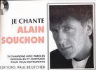 Souchon, Alain : Je Chante Souchon