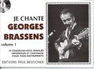 Brassens, Georges : Je Chante Brassens