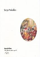Prokofiev, Sergeï : Cendrillon, trois pièces pour piano, Op. 95